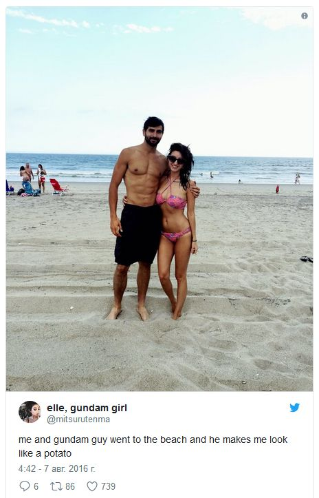 The Story Of One Online Dating In Tweets (11 pics)