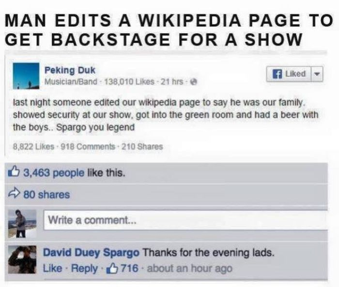 How To Fake It Right (39 pics)