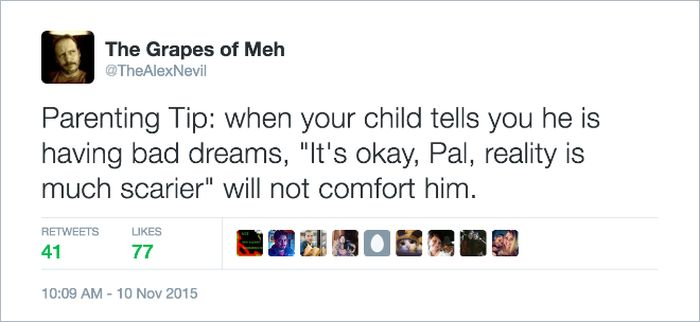 Parenting Tips From Twitter (18 pics)