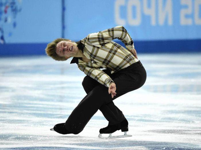 Funny Figure Skating (18 pics)