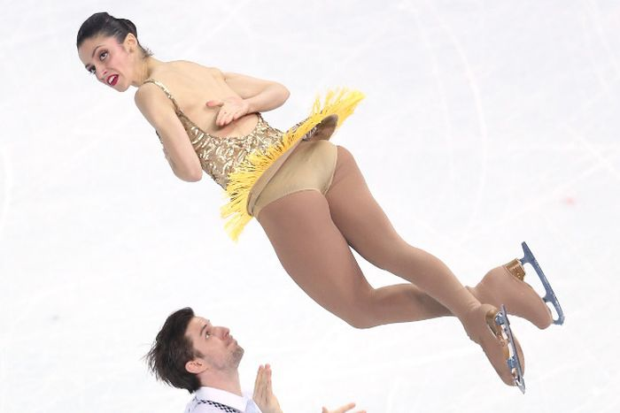 Funny Figure Skating (18 pics)