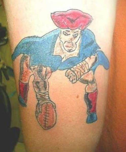 Bad Tattoos (22 pics)
