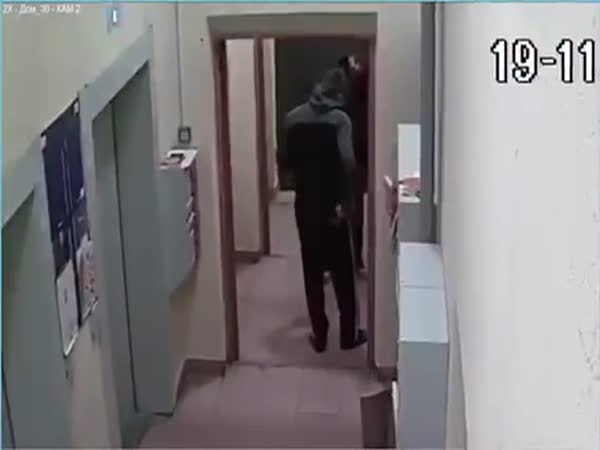 Drunk Guy vs Door Fail