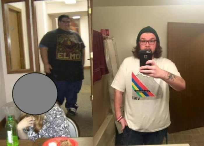 Unbelievable Weight Losses (35 pics)