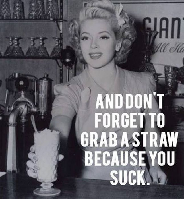 Funny 1950s Sarcastic Housewife Memes (21 pics)