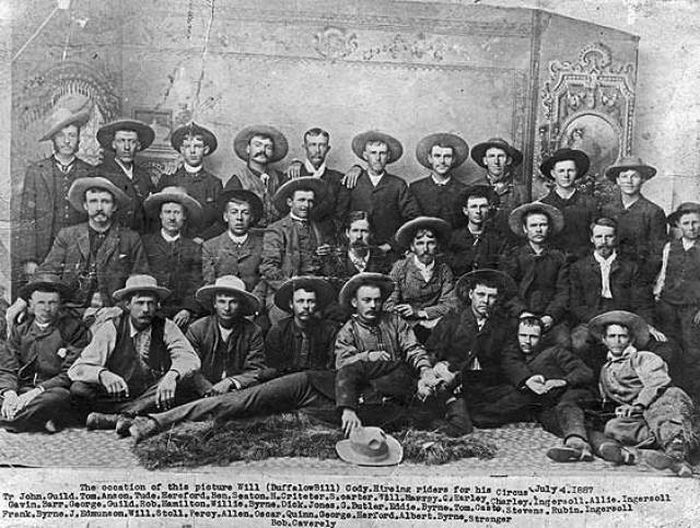 Real Photos Of The Wild West (25 pics)