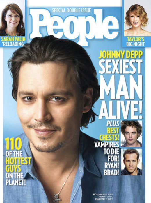 "They Are The Sexiest Men Alive According To ""People"" Magazine (80 pics)"