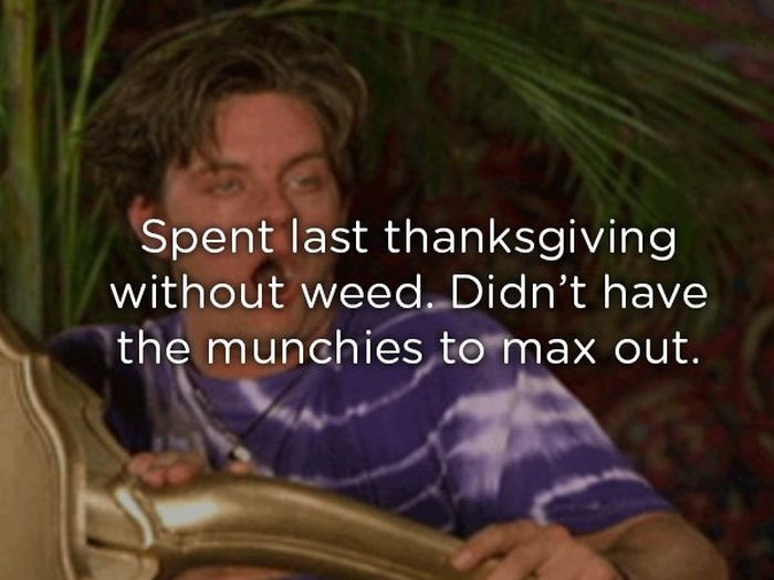 'Thanksgiving From Hell' Stories (17 pics)