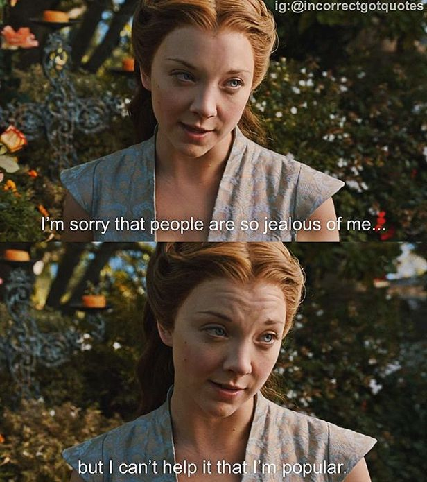 Funny Incorrect 'Game of Thrones' Quotes (24 pics)