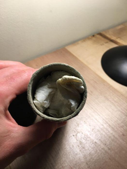 Someone  Has Found A Little Treasure (10 pics)