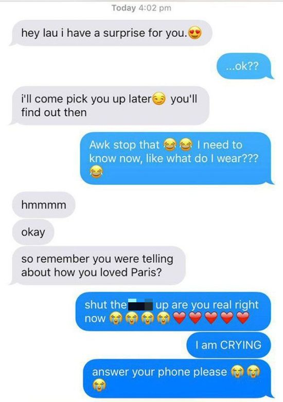 How To Prank Your Girlfriend (4 pics)