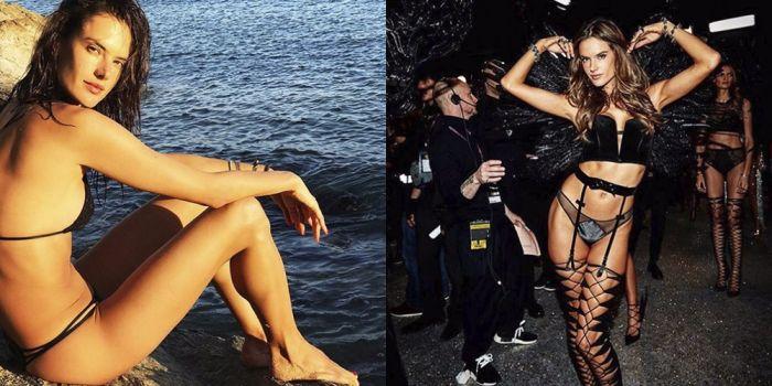 Victoria's Secret Angels In Real Life (13 pics)