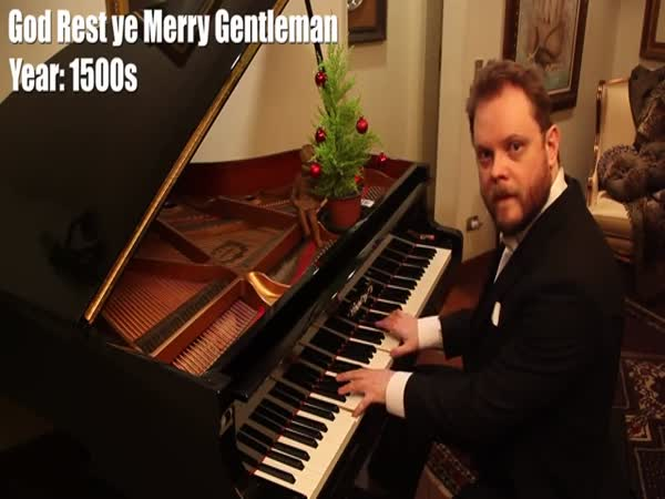 Classical And Modern Christmas Melodies Compilation
