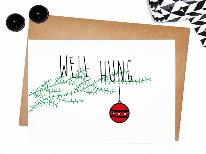 Christmas Cards That Are Actually Funny (18 pics)