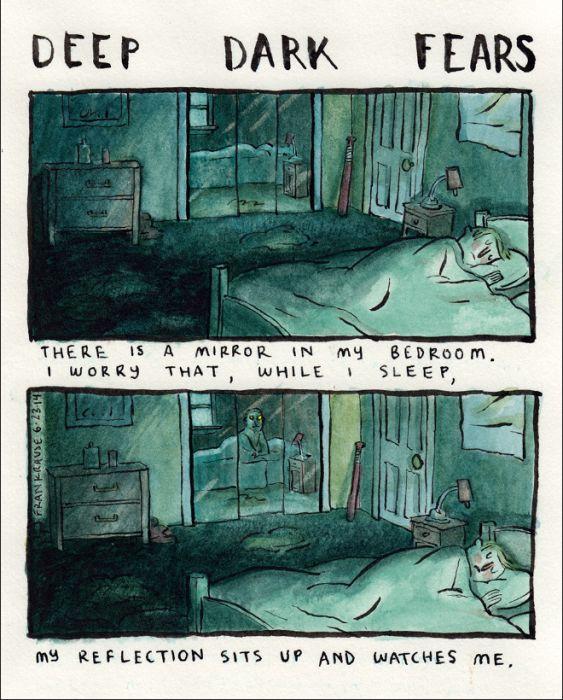 Deep Dark Fears (18 pics)