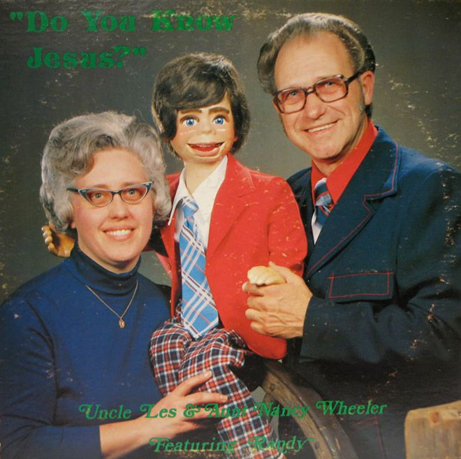 Awkward Vintage Albums For Kids (18 pics)