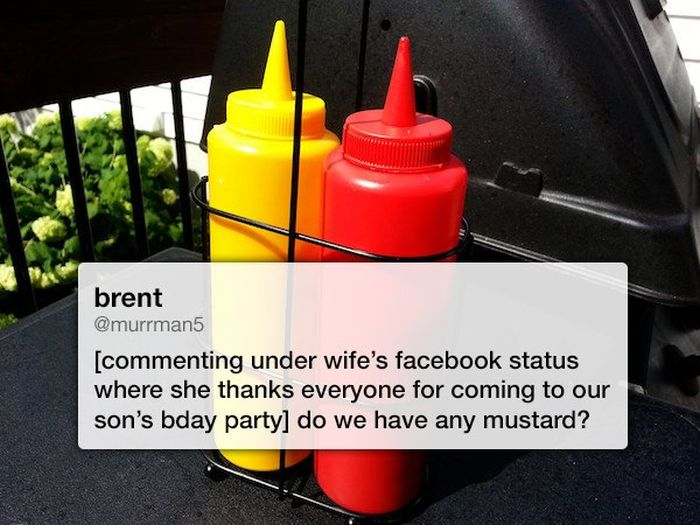 Married Life In Tweets (26 pics)