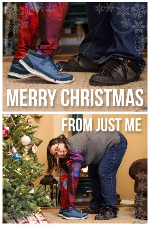 Sad Christmas Greeting Cards (18 pics)