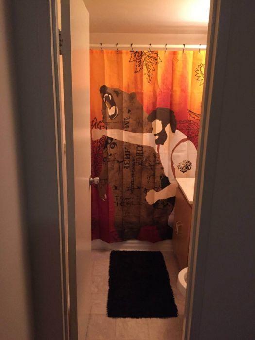 Creative Shower Curtains (31 pics)