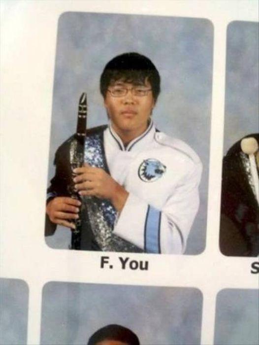 Awkward Names (20 pics)