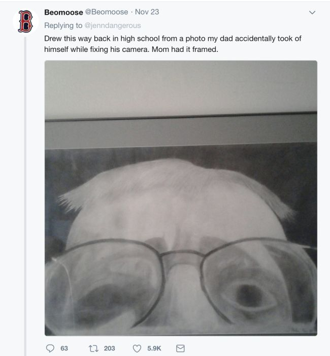 People Post WTF Stuff Found In Their Parent's Houses (35 pics)