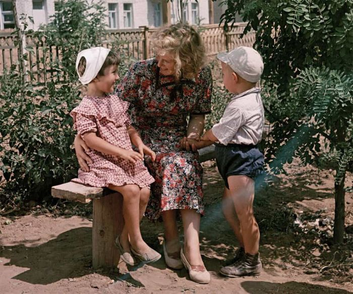 Photos From The USSR (30 pics)