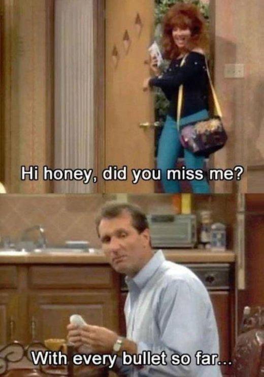Al Bundy With A Healthy Dose Of Sarcastic Humor (28 pics)
