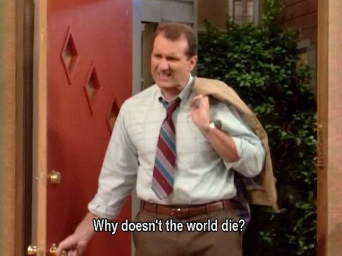 Al Bundy With A Healthy Dose Of Sarcastic Humor (28 pics)