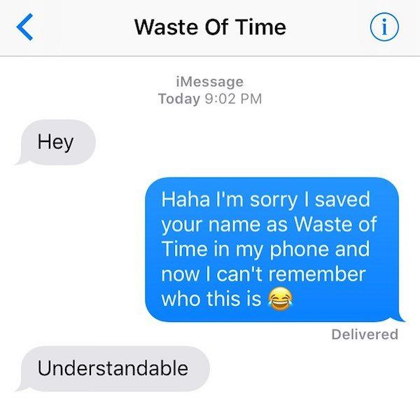 If You Text Your Ex (25 pics)