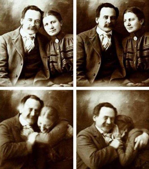 Strange Photos From The Past (27 pics)