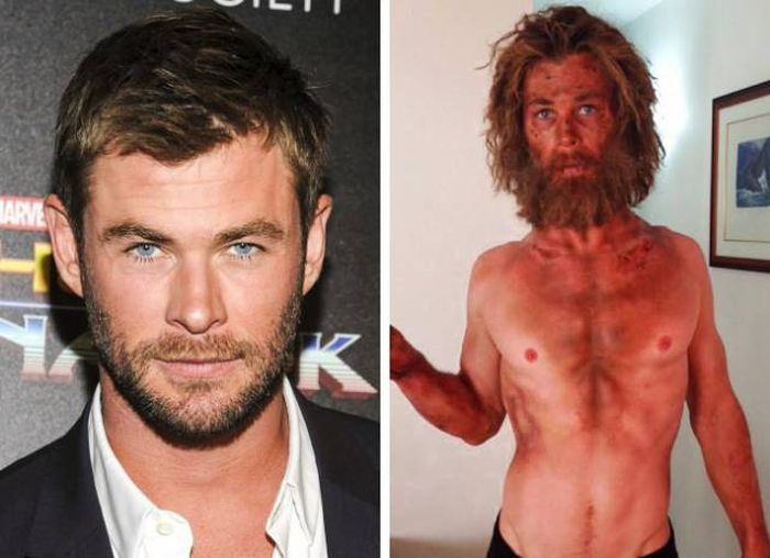 How Actors Have Changed For Their Roles (20 pics)