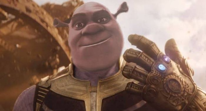 Marvel's Thanos Is Getting Famous On The Internet (21 pics)