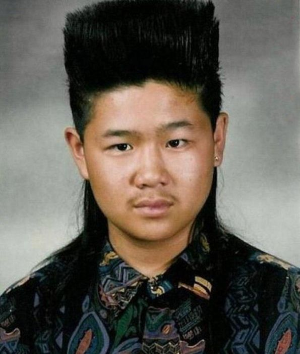 Haircuts From The 70s and 80s (20 pics)