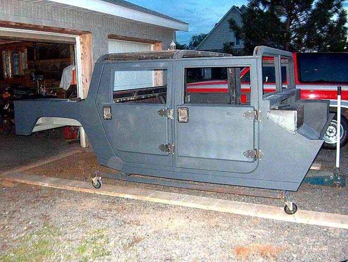 DIY Hummer (66 pics)