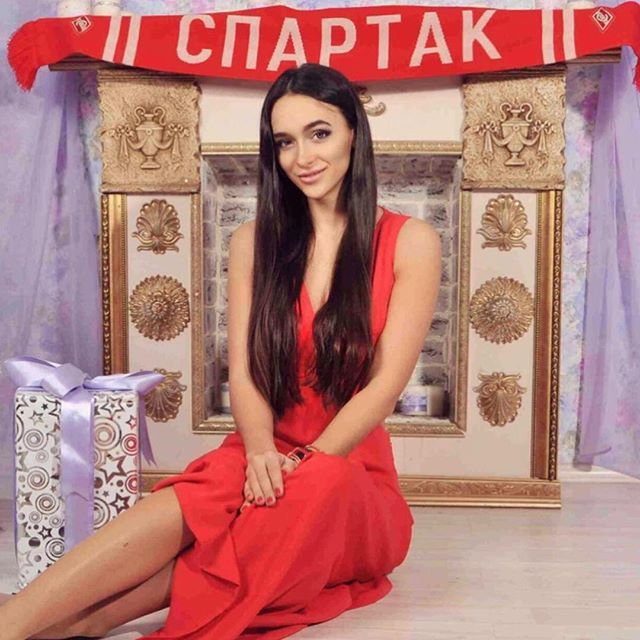 Victoria Gameeva, Physician Of The Russian Soccer Team Spartak (17 pics)