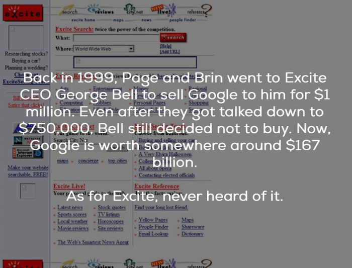 Facts About Google (24 pics)
