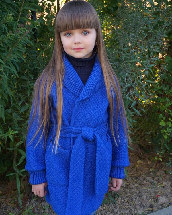 Russian Six-Year-Old Girl Anastasia Knyazeva Is Called The -7210