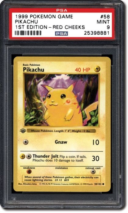 Very Expensive Pokémon Cards (11 pics)