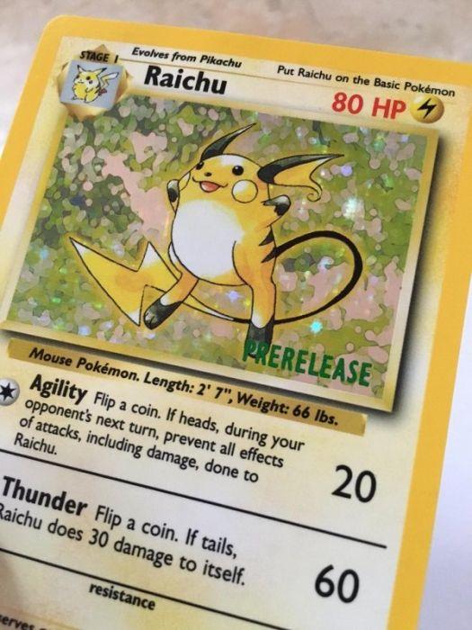 Very Expensive Pokémon Cards (11 pics)