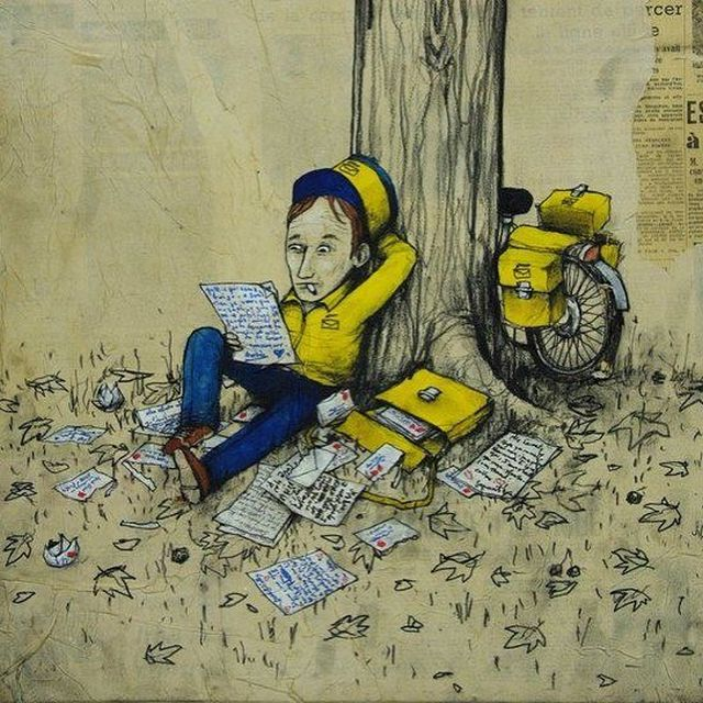 Controversial Illustrations By The French Banksy (29 pics)