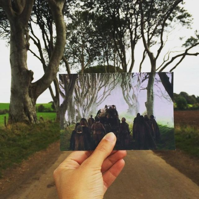 Game Of Thrones Scene Locations In Real-Life (31 pics)