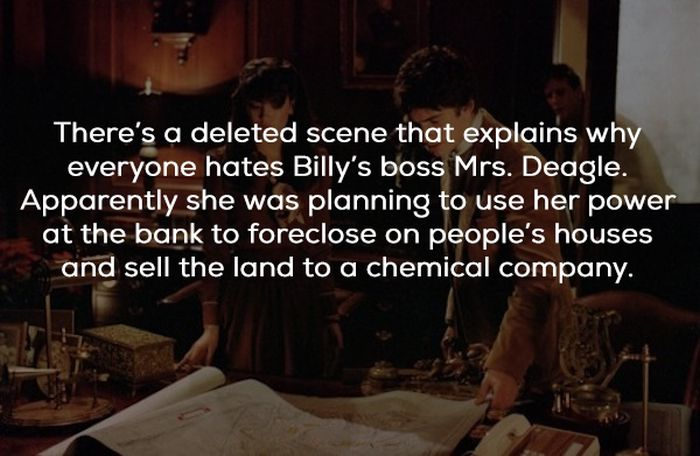 Gremlins Movie Facts (21 pics)