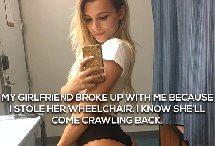 Girls & Jokes (16 pics)