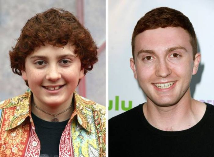 Celebrity Kids Then And Now (15 pics)