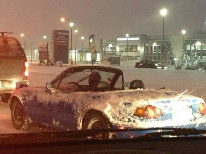 Life Is Different In Canada (40 pics)