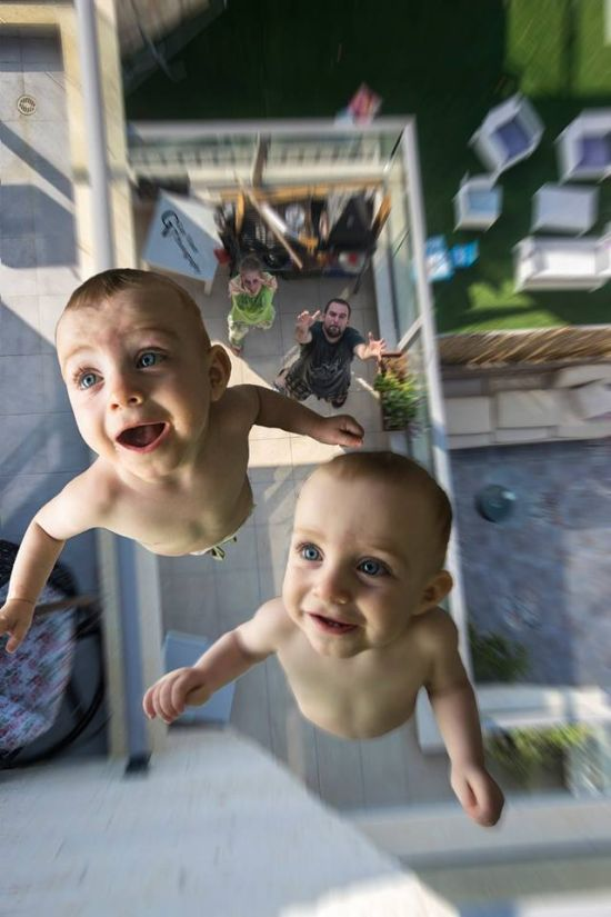 Life With Children (15 pics)