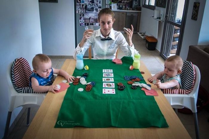 Life With Children (15 pics)