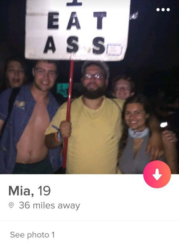 You'd Be Amazed That Such Tinder Profiles Exist (23 pics)