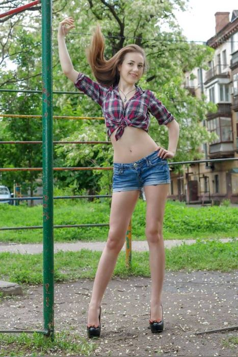 russian girls 17 - רוסיות חמודות (30 התמונות)