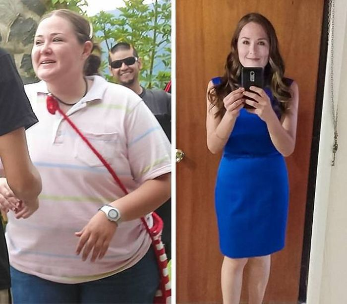 Amazing Weight Loss Transformations (40 pics)